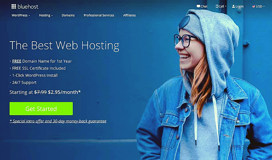 Bluehost Web Hosting – Is It the Best Host for Your Site?
